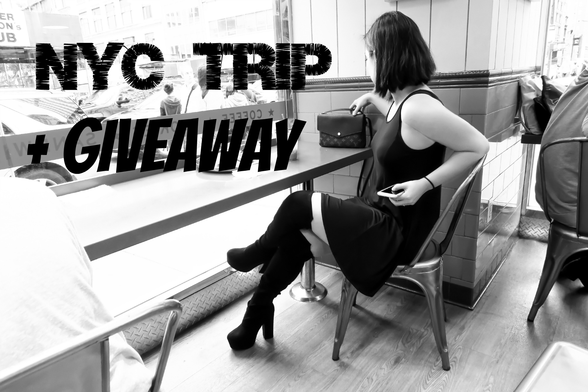 NYC Trip + GIVEAWAY (Closed)