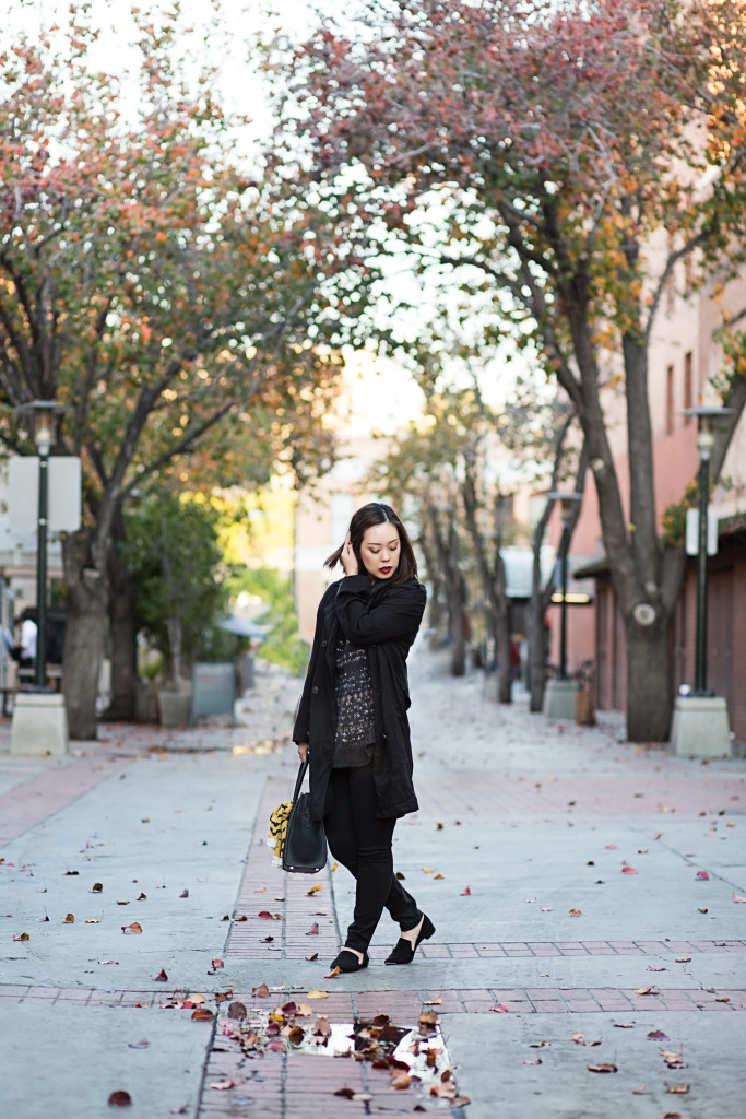 serein wu dress yourself happy winter outfit style fashion blogger