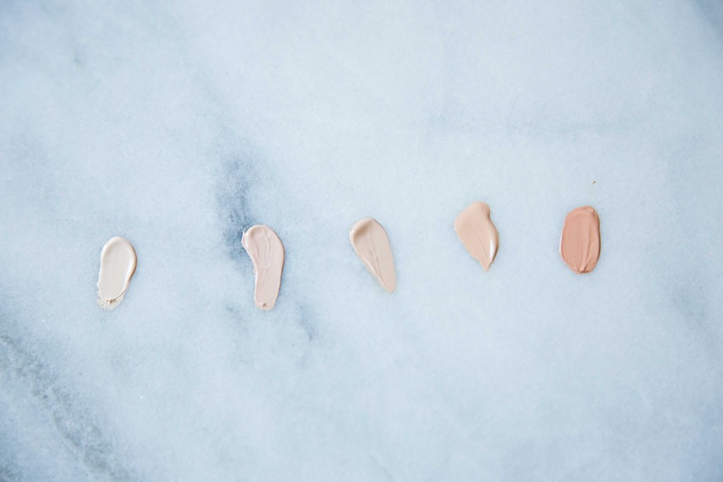 Make Up For Ever Ultra HD concealer swatches