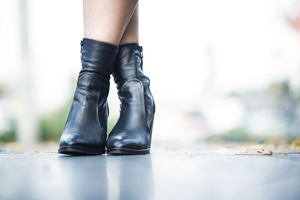 serein wu Top Shop Boots