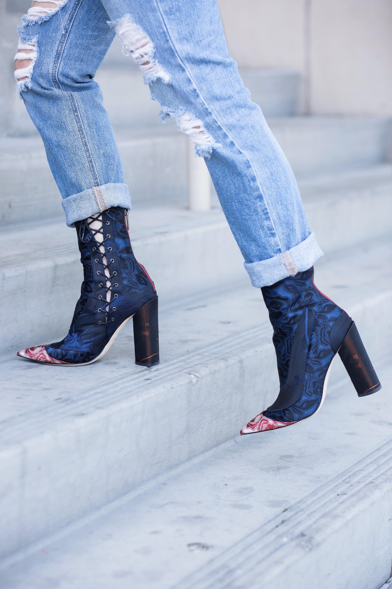 Dior Ankle Boots + Getting Older