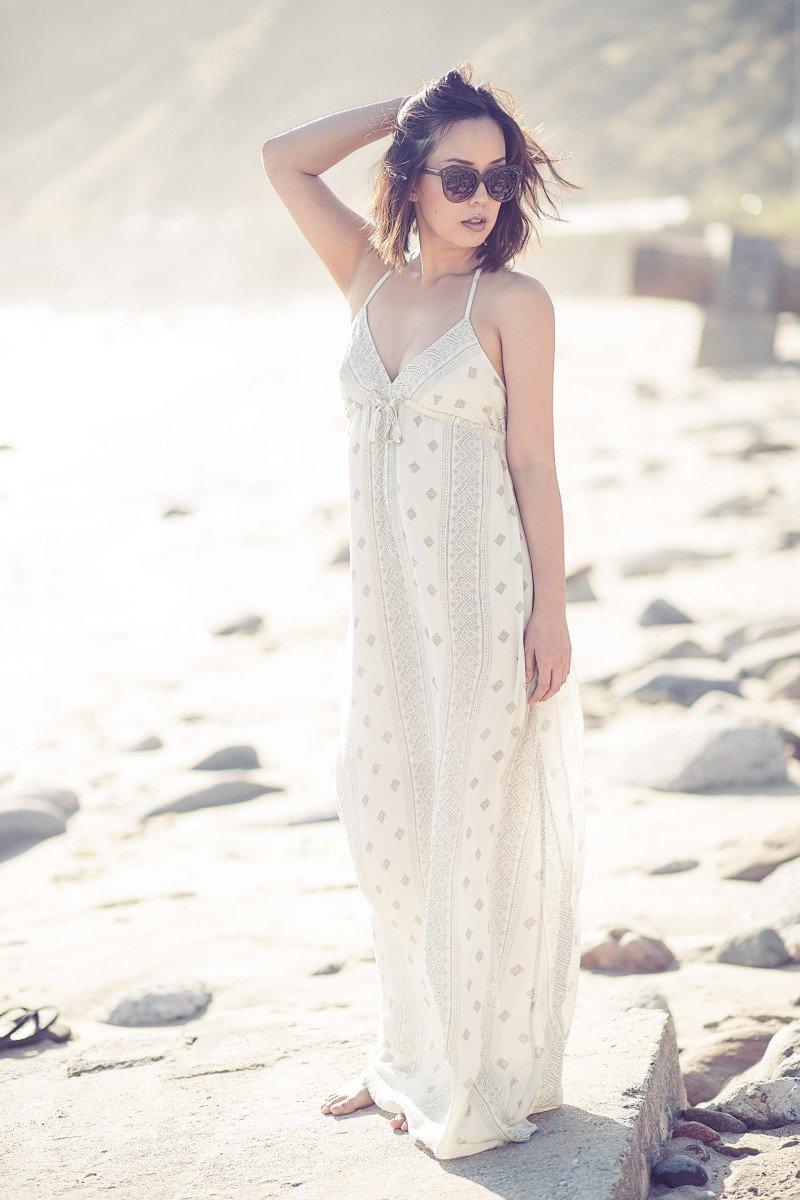 Beach Dresses Serein Wu