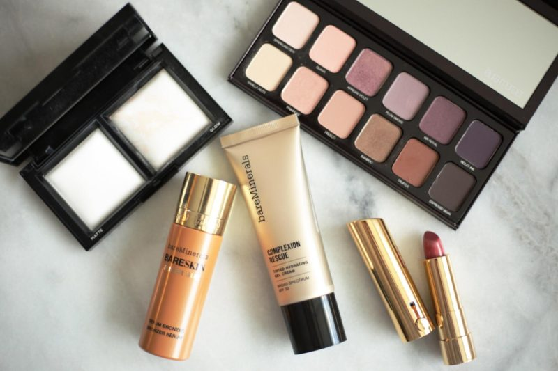 New From BareMinerals ~ Makeup Bag Monday 8