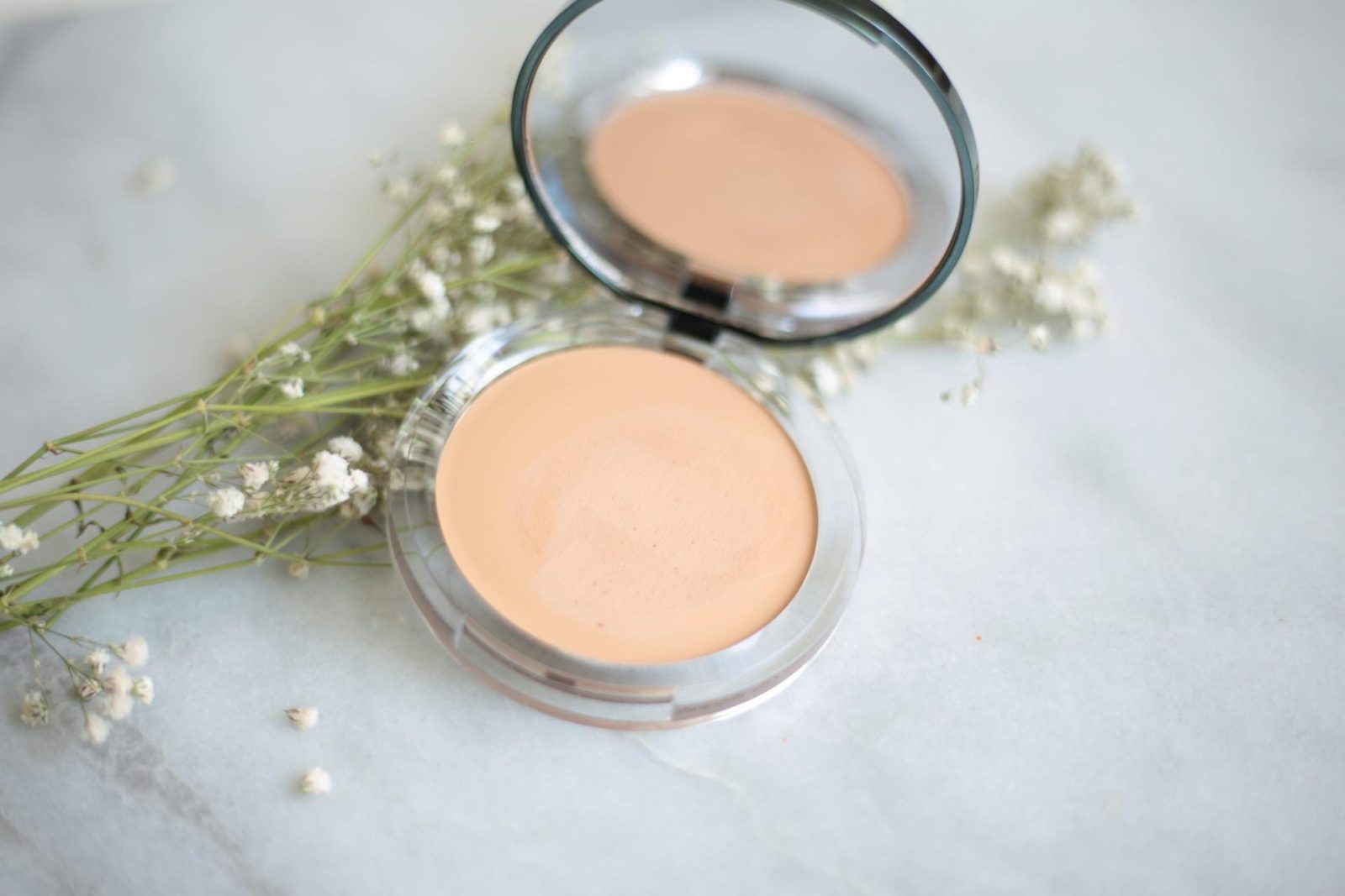 DMK cosmetics foundation minimal makeup