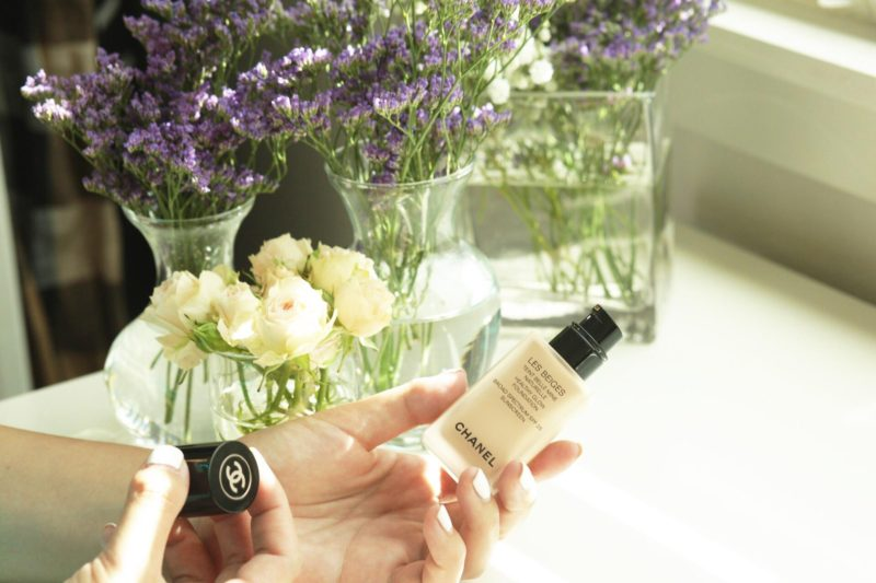 Chanel Les Beiges Healthy Glow Foundation Review