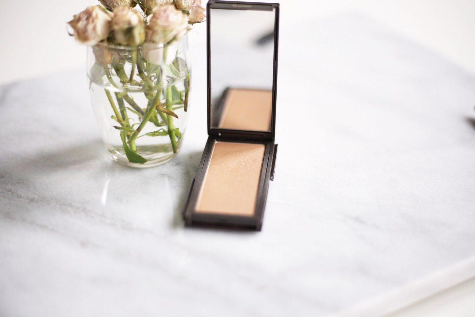 easy makeup Jouer bronzer