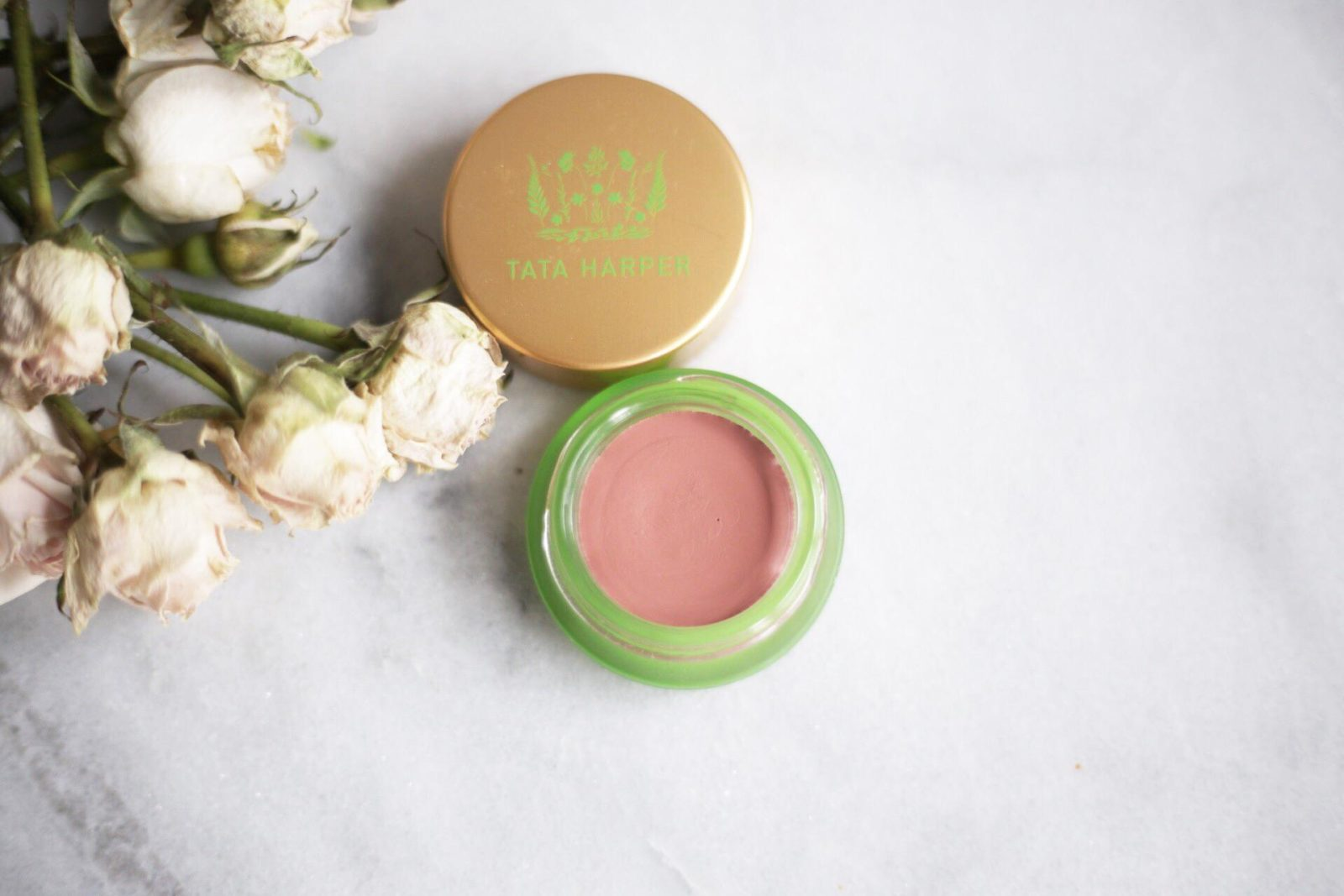 easy makeup tata harper plumping lip balm