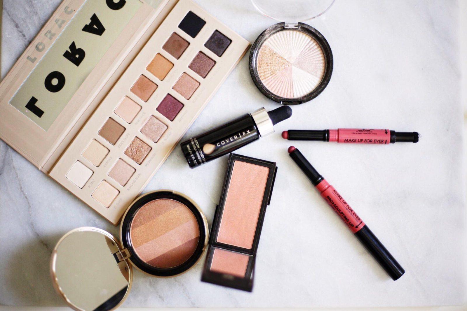 makeup bag monday series