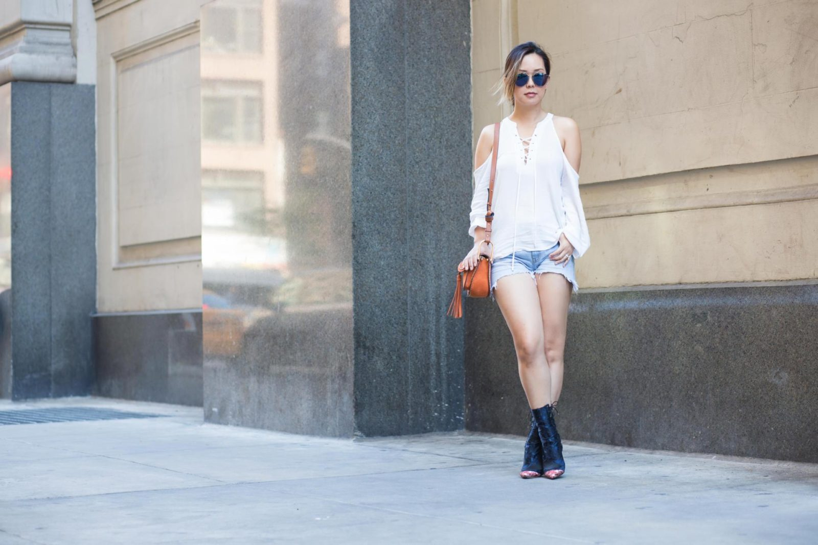 nyc-lace-up-blouse