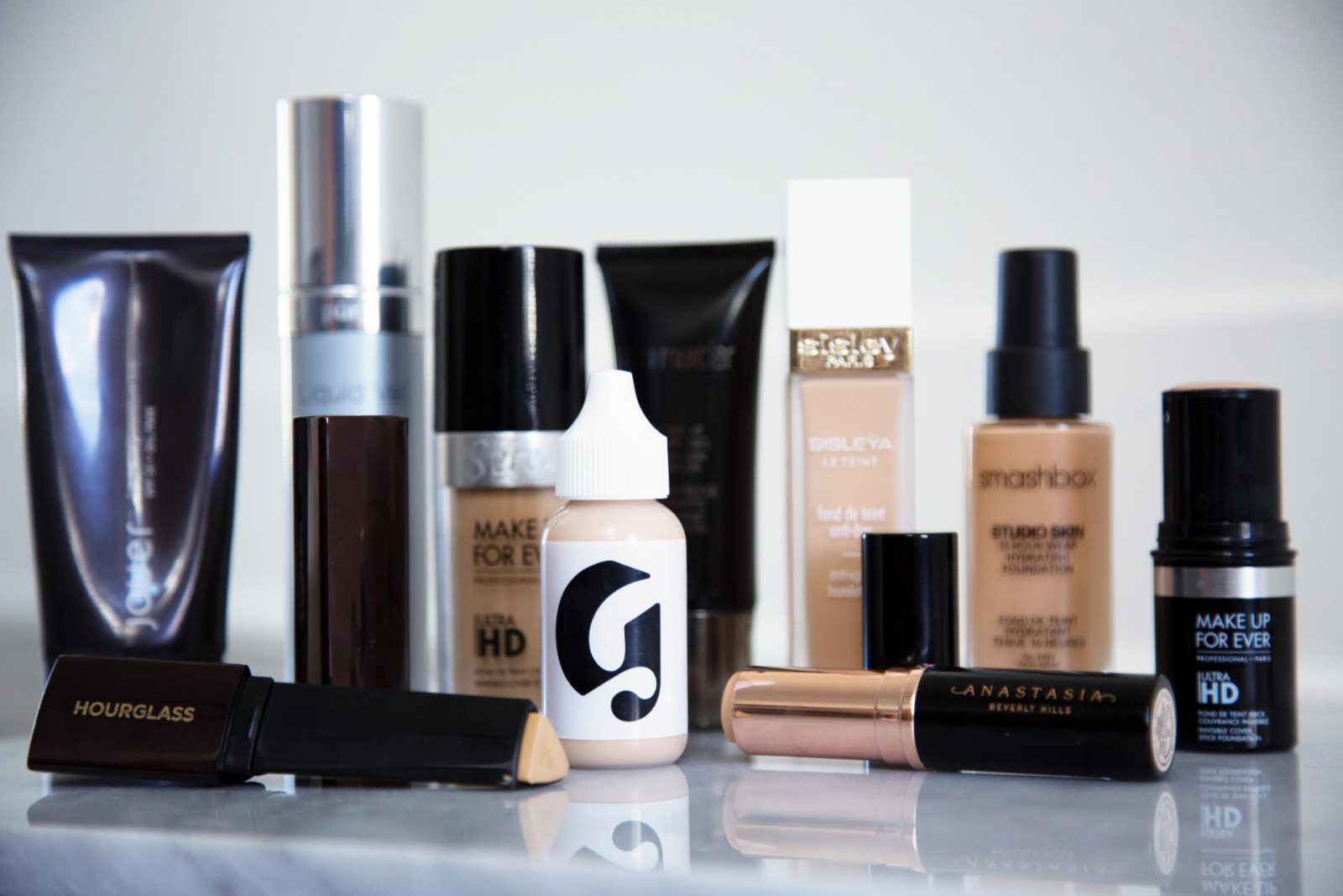 makeup shelf life foundations