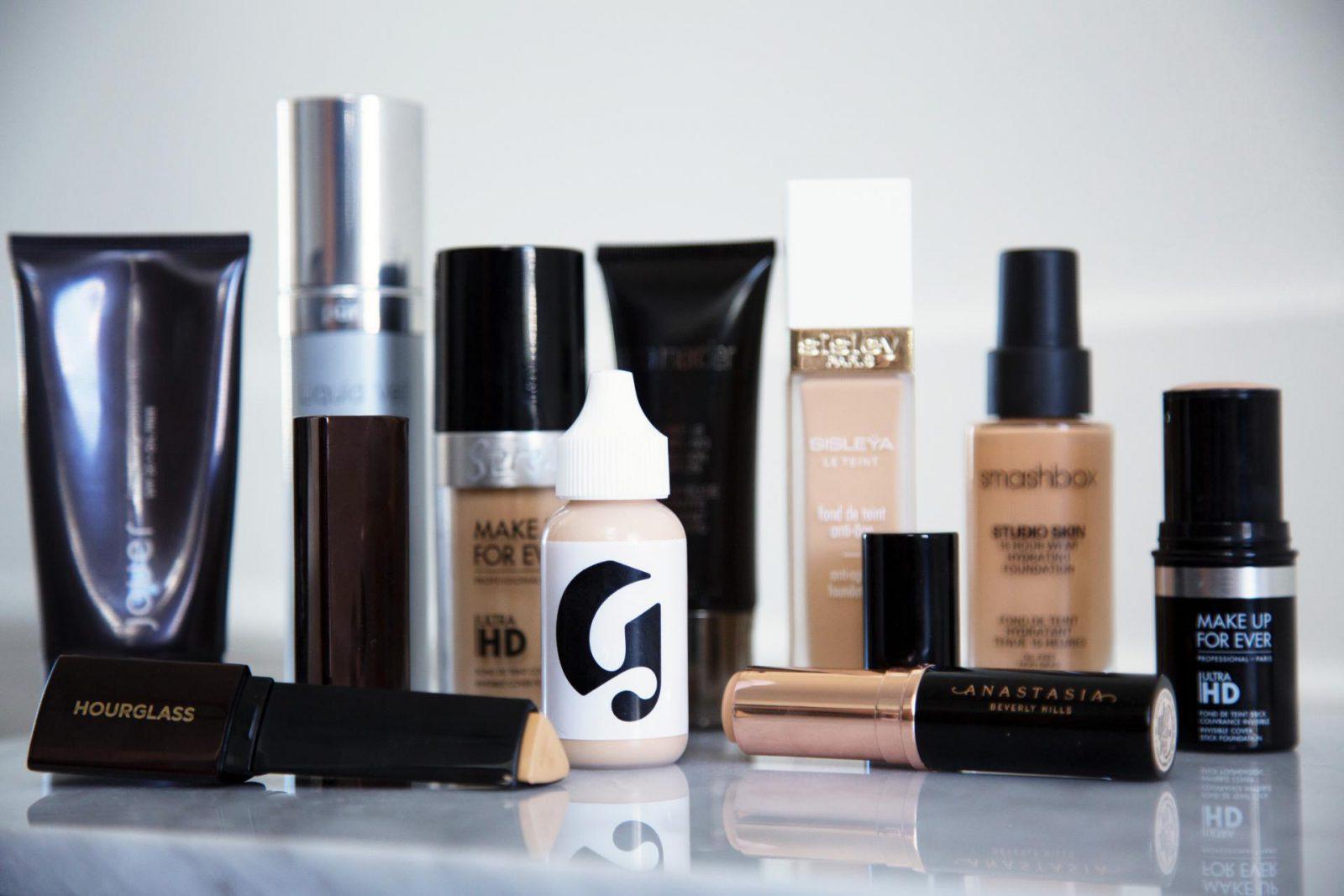 makeup shelf life foundations