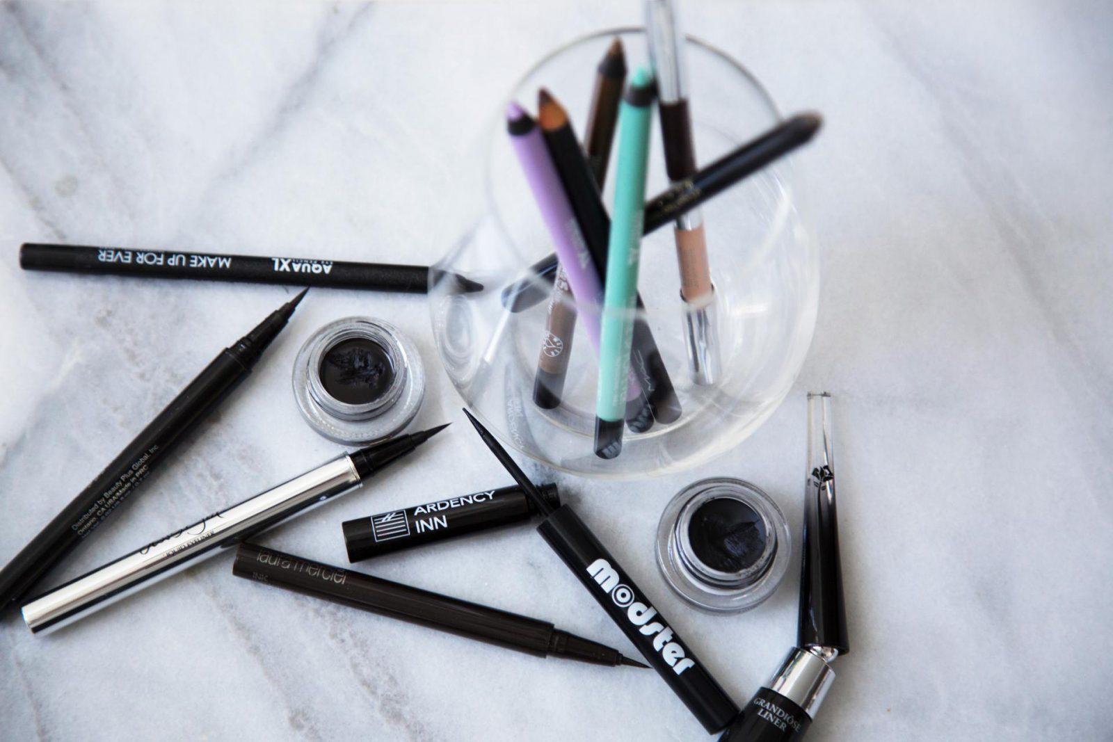 makeup shelf life eyeliners