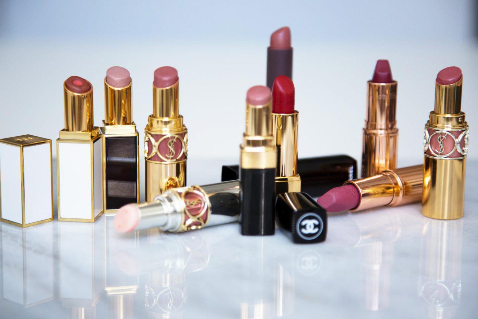 makeup shelf life lipstick lip gloss