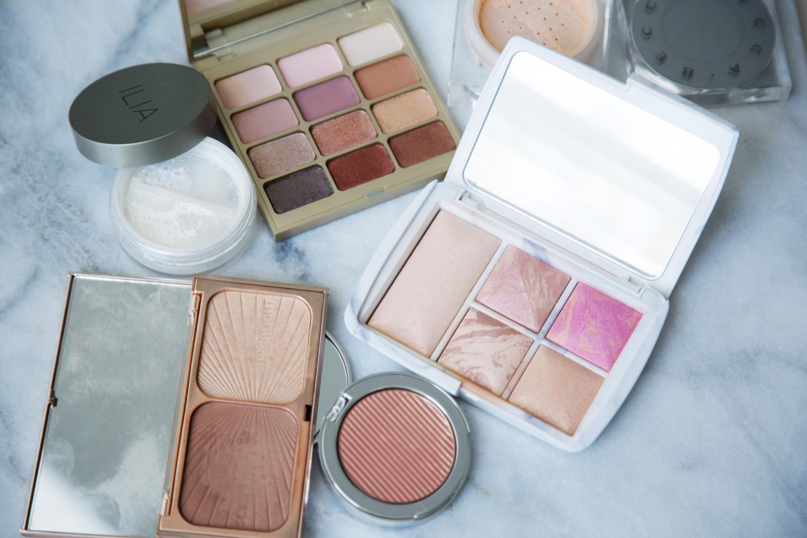 makeup shelf life powders