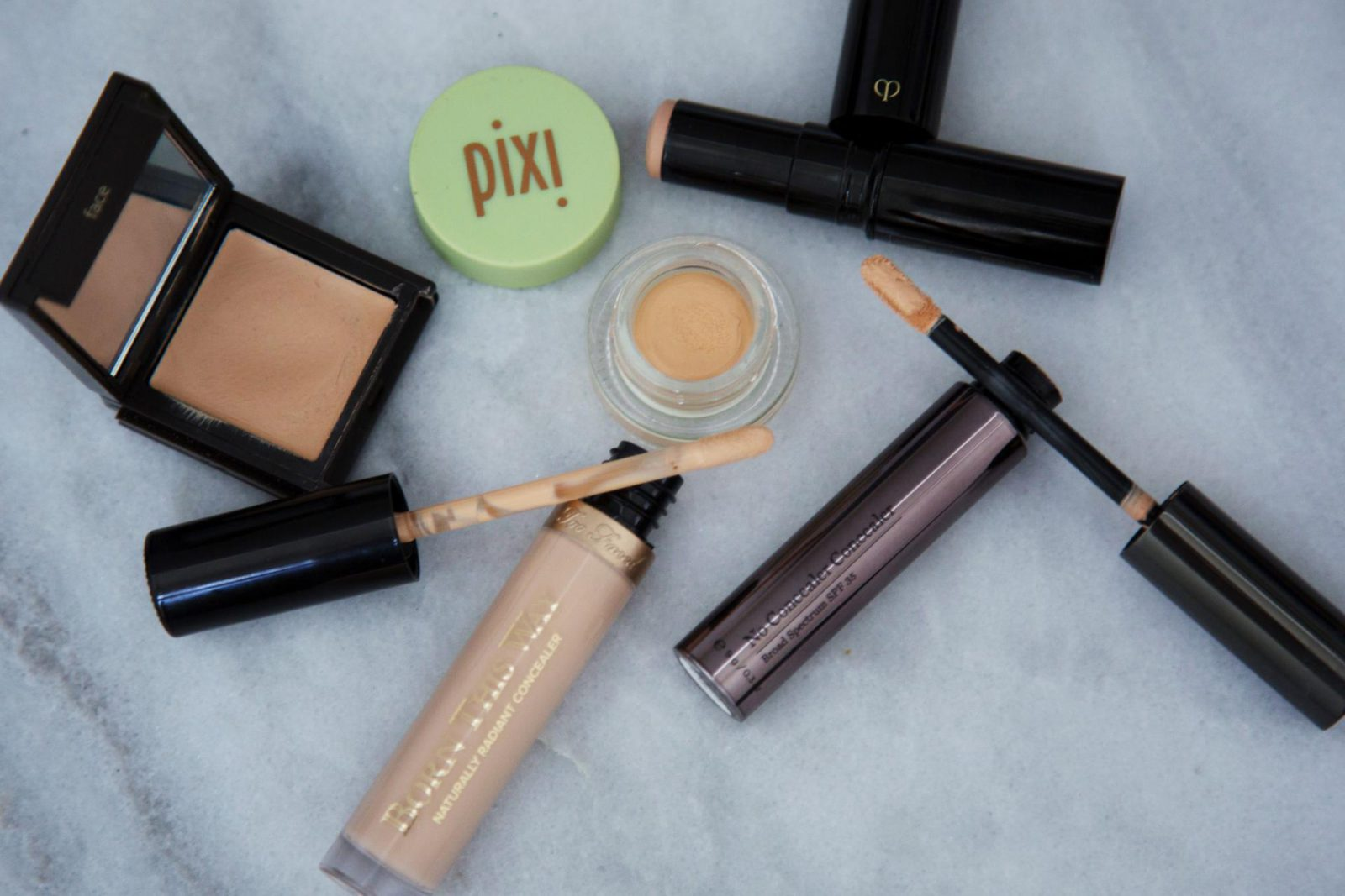 makeup shelf life concealers