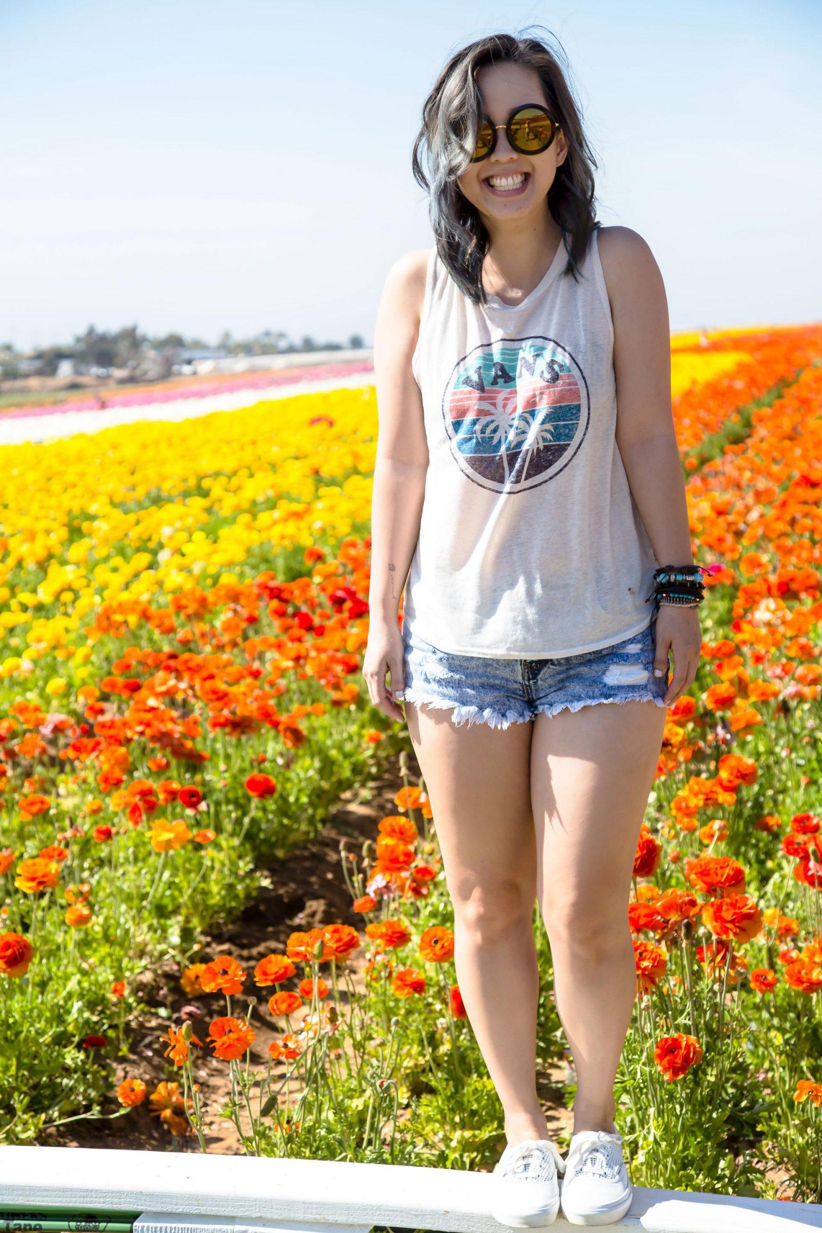 april flower fields