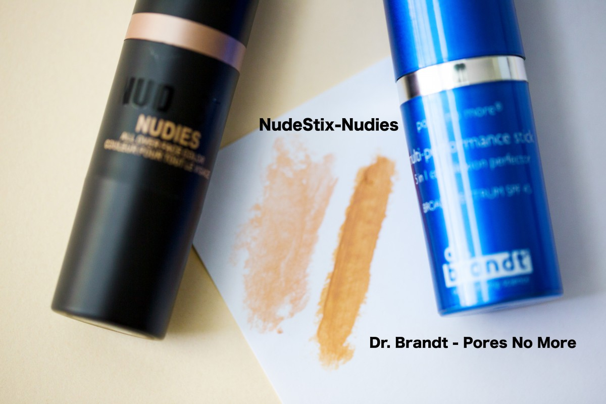 NUDESTIX NUDIES Dr. Brandt Pores No More Multi Performance Stick