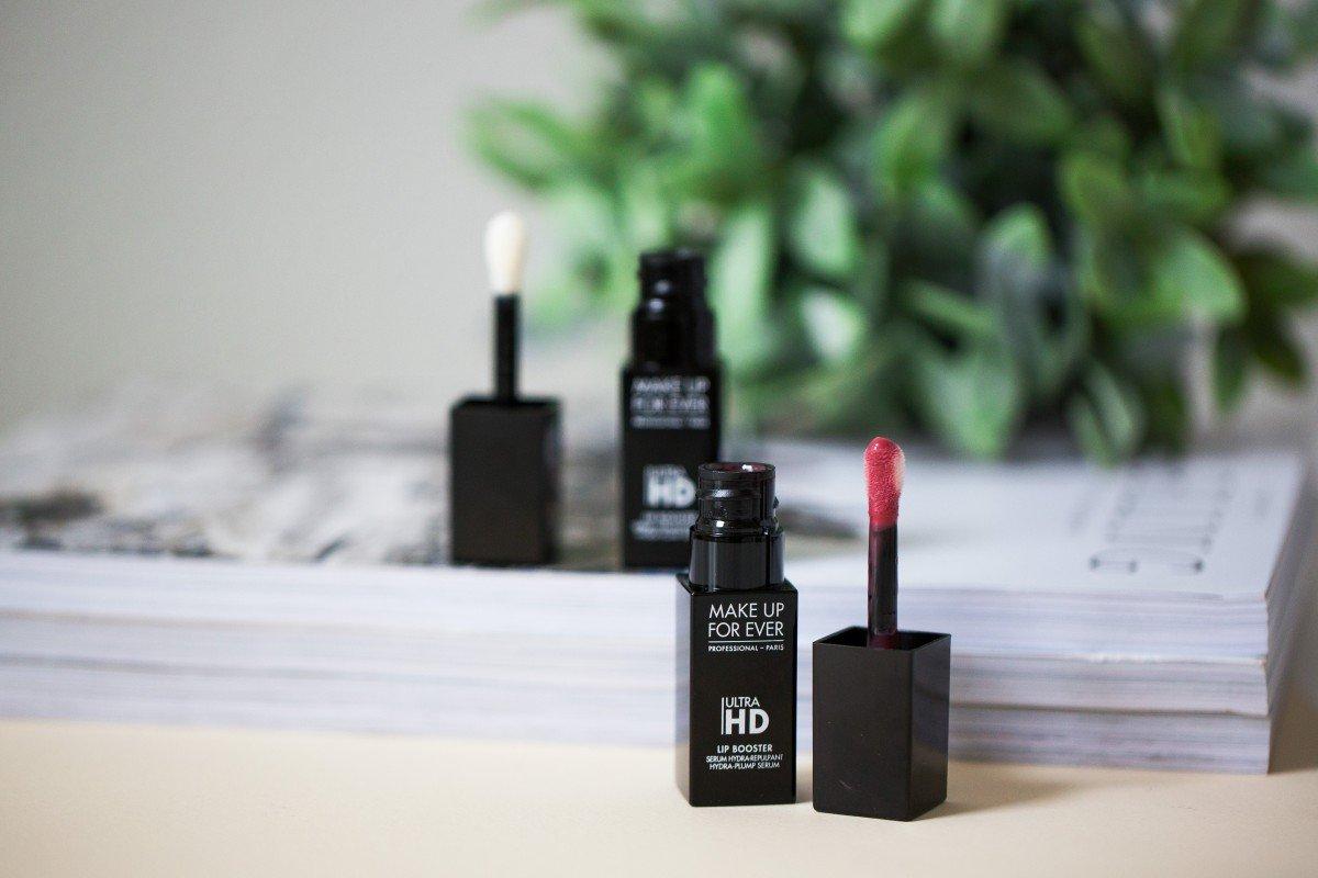 Makeup Bag Monday 40 Make Up For Ever Lip Boost