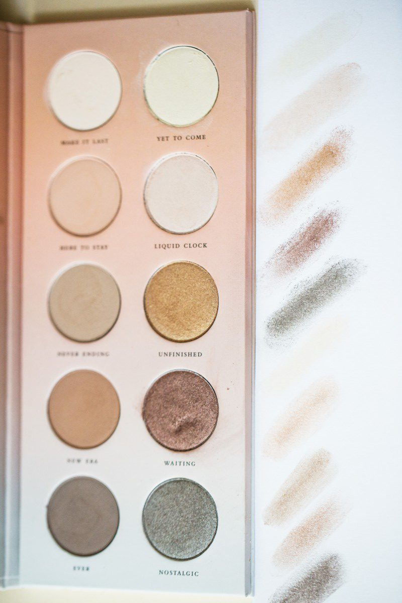 zoeva basic moments eyeshadow palette