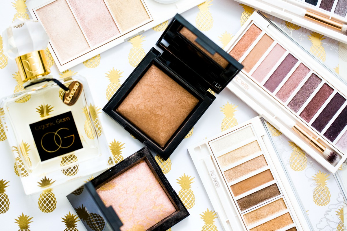 bareminerals bronzer highlight flower beauty