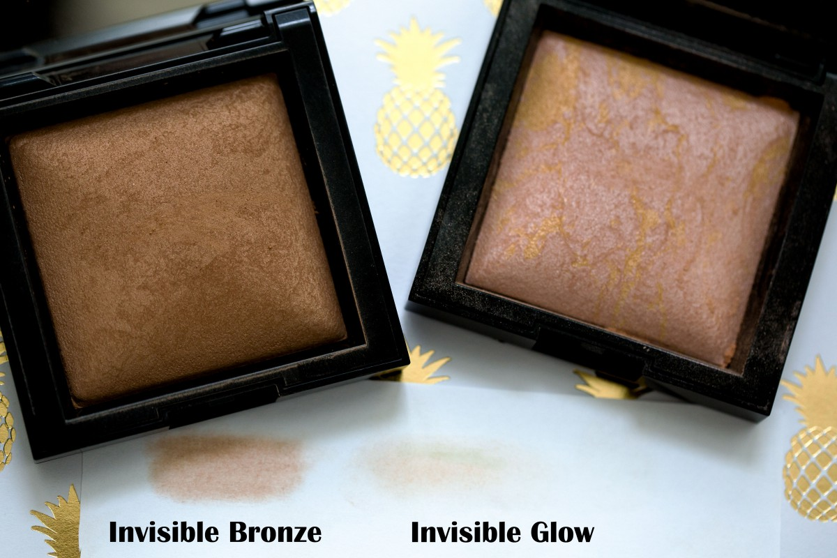barMinerals Invisible Bronze and Invisible Glow