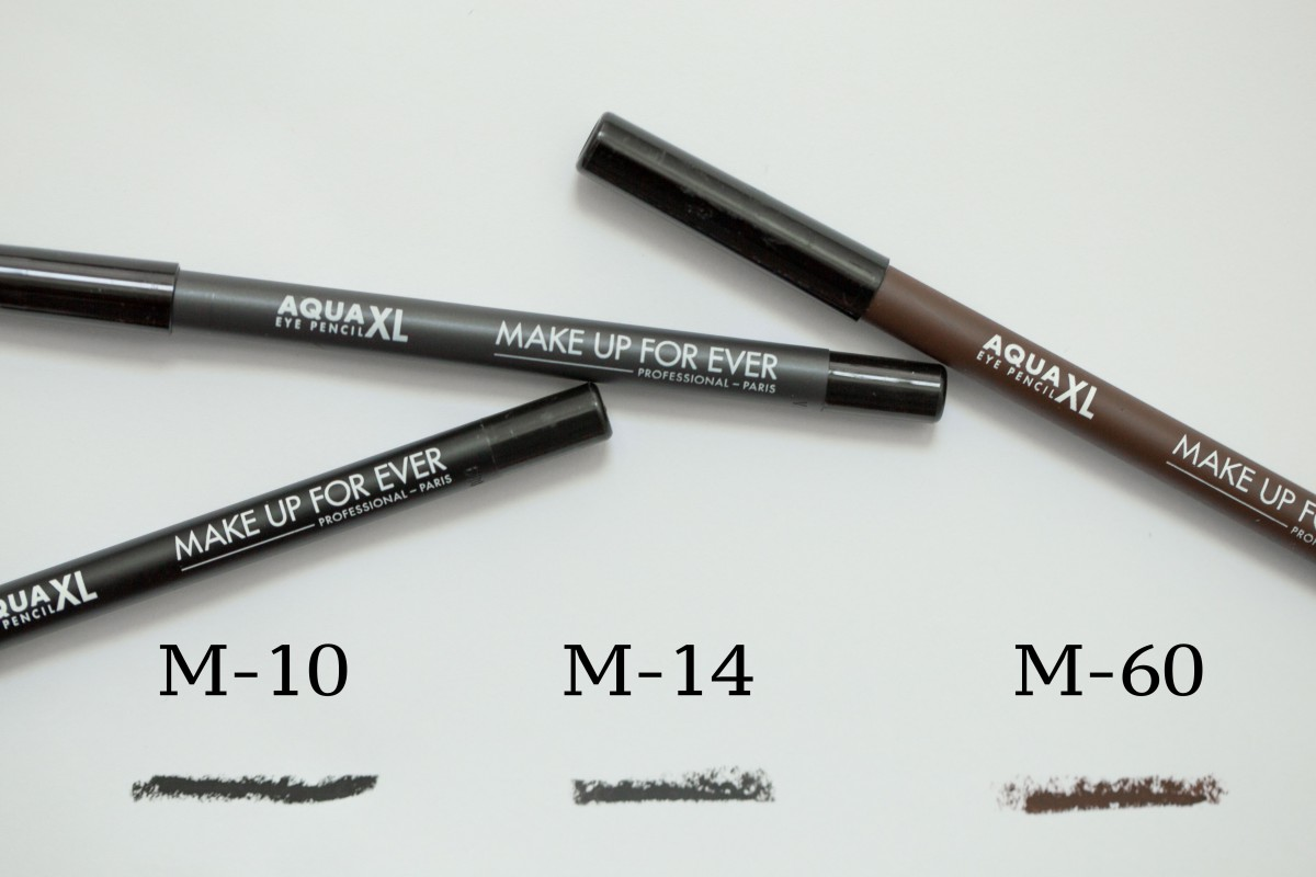 Make Up For Ever Aqua XL Color pencil swatch
