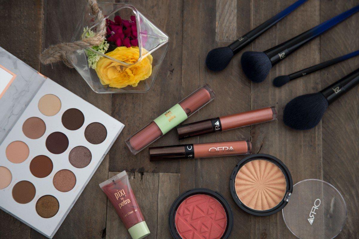 summer makeup Pixi by Petra