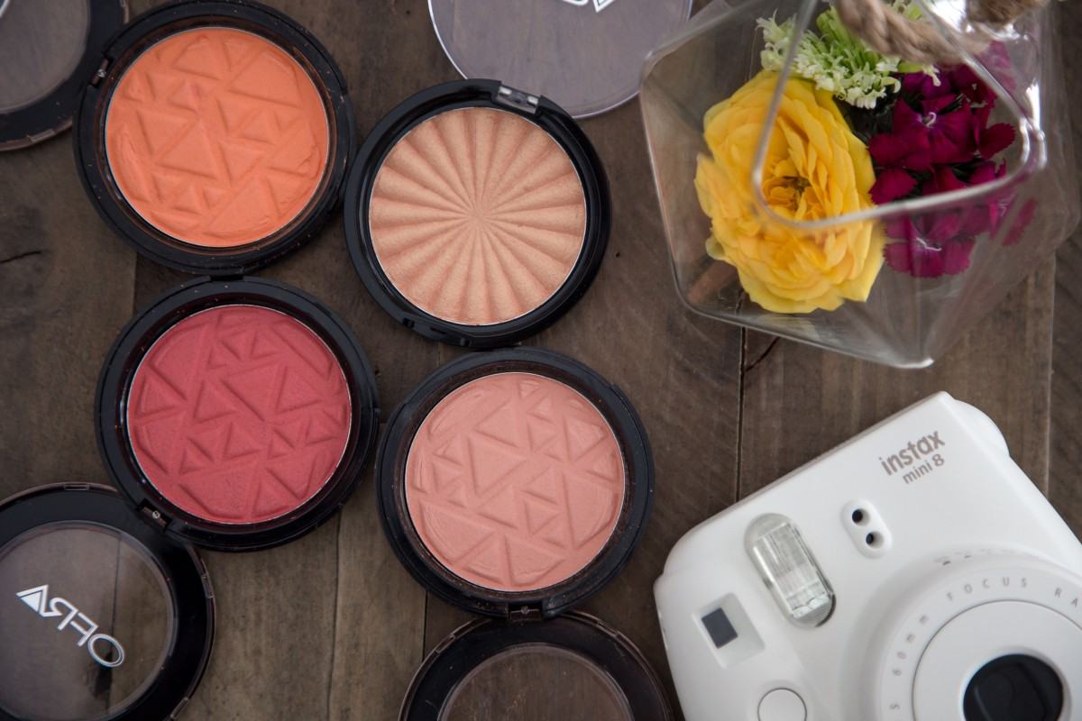 Summer Makeup Ofra Cosmetics blush Highlighter