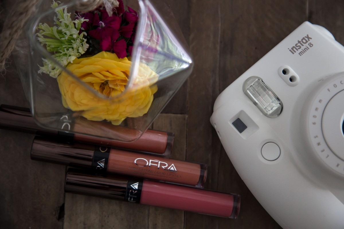 summer makeup ofra cosmetics