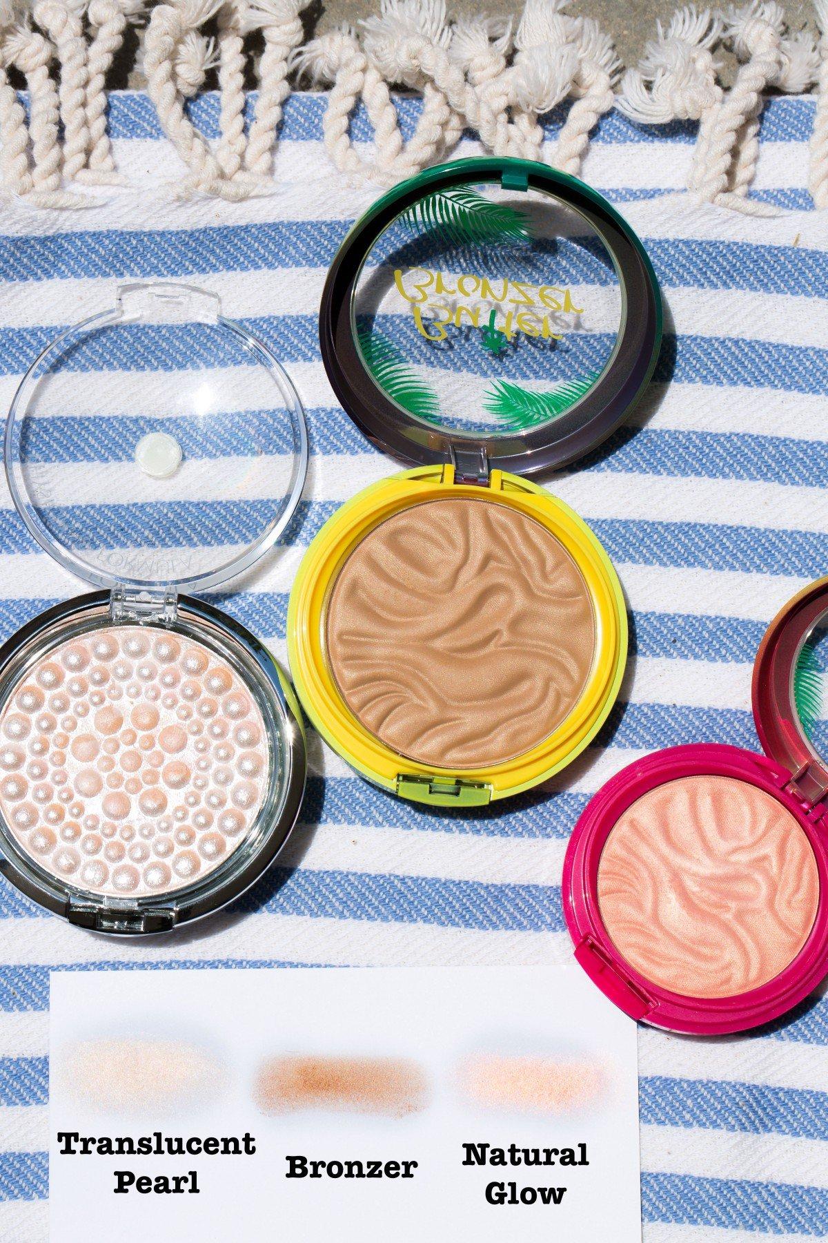 Physicians Formula Butter Bronzer summer glow makeup bag monday 50