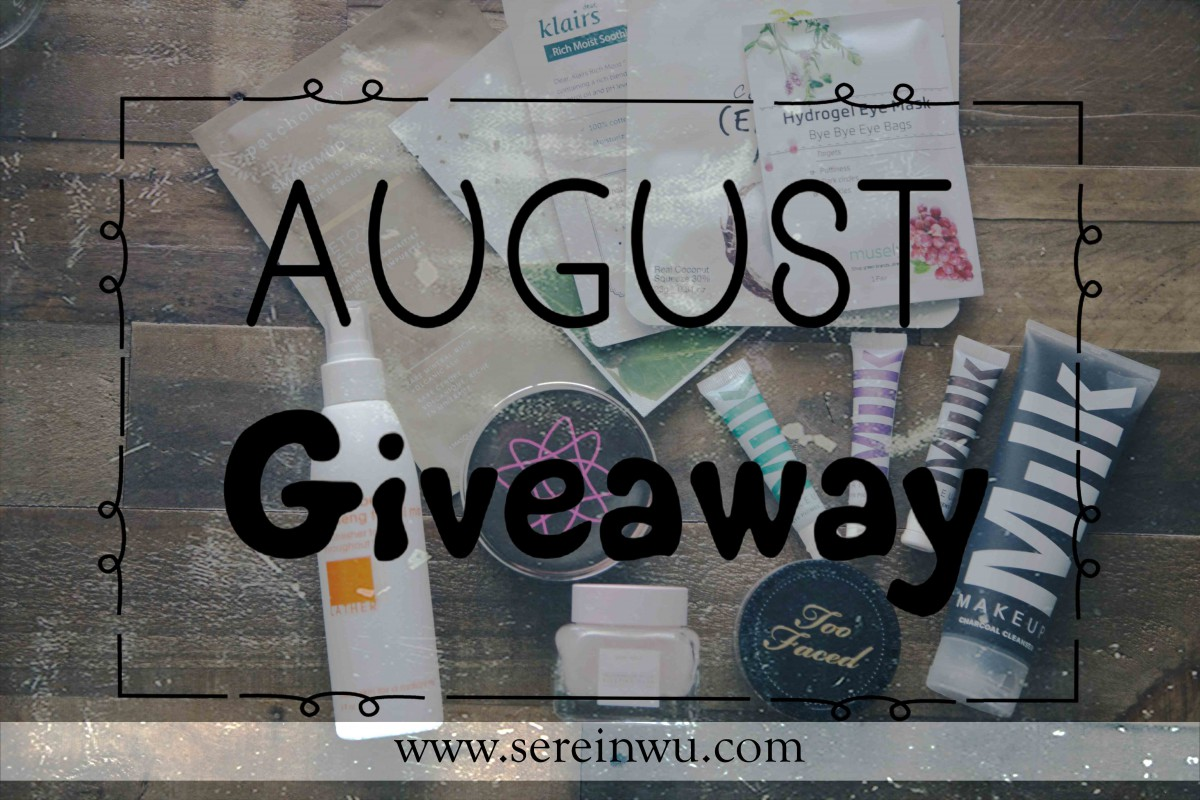 New At Sephora Giveaway
