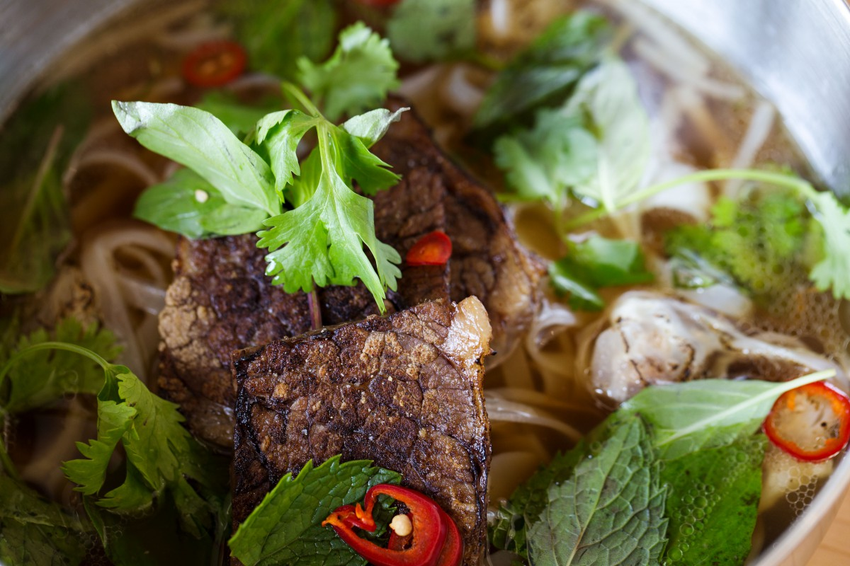 We Have Noodle Silver Lake Restaurant Beef Belly Pho