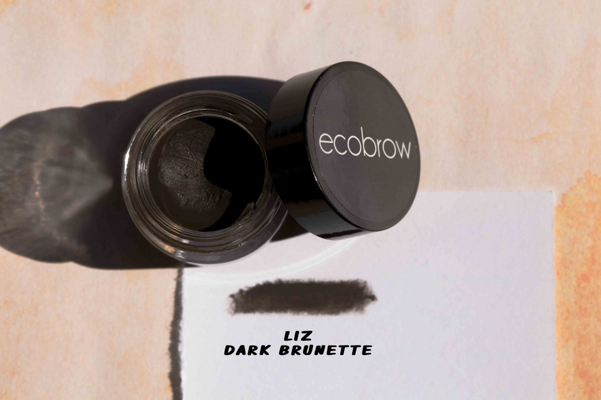 makeup bag Monday ecobrow