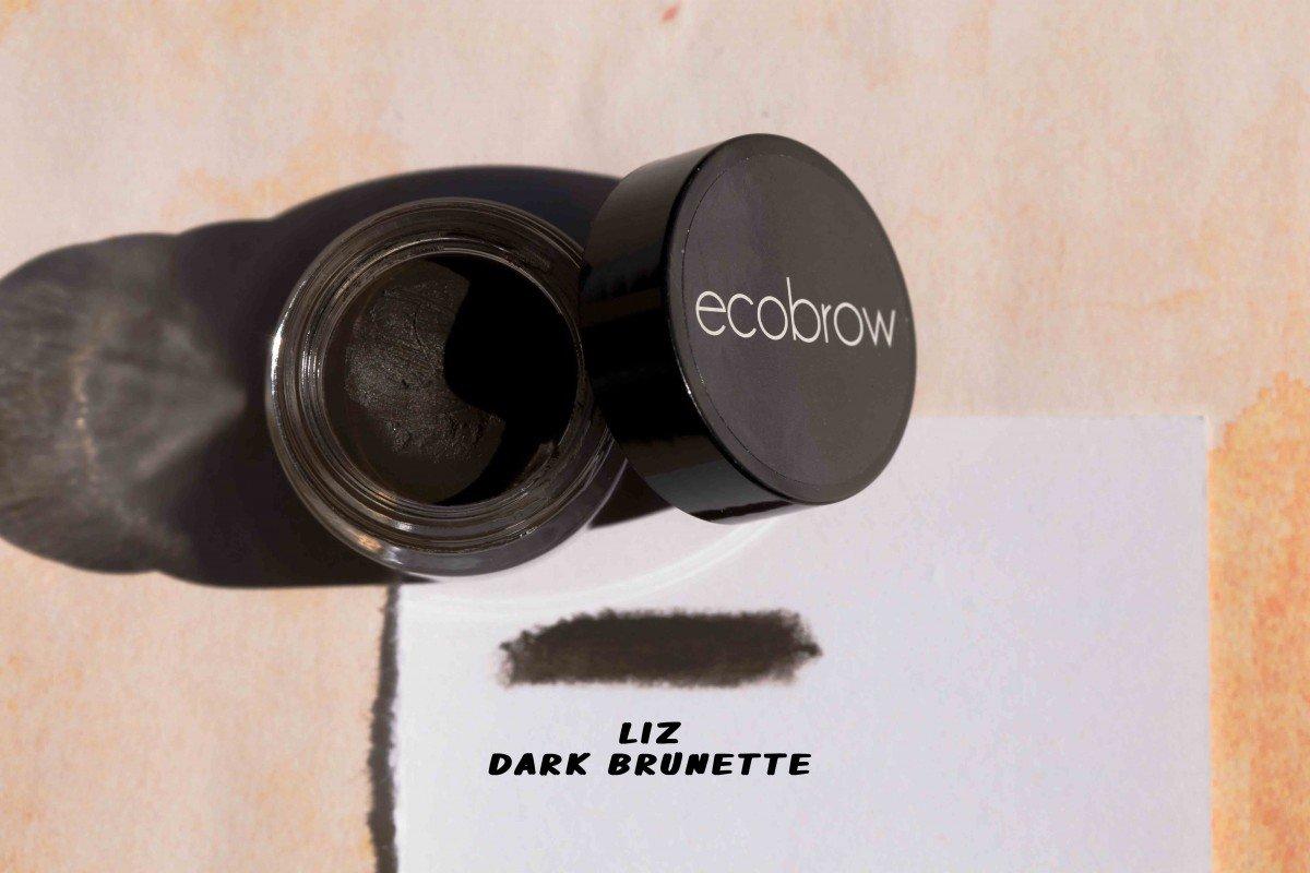 makeup bag Monday ecobrow