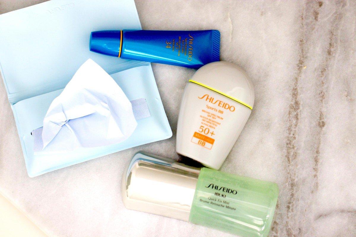 Shiseido Skincare Haul