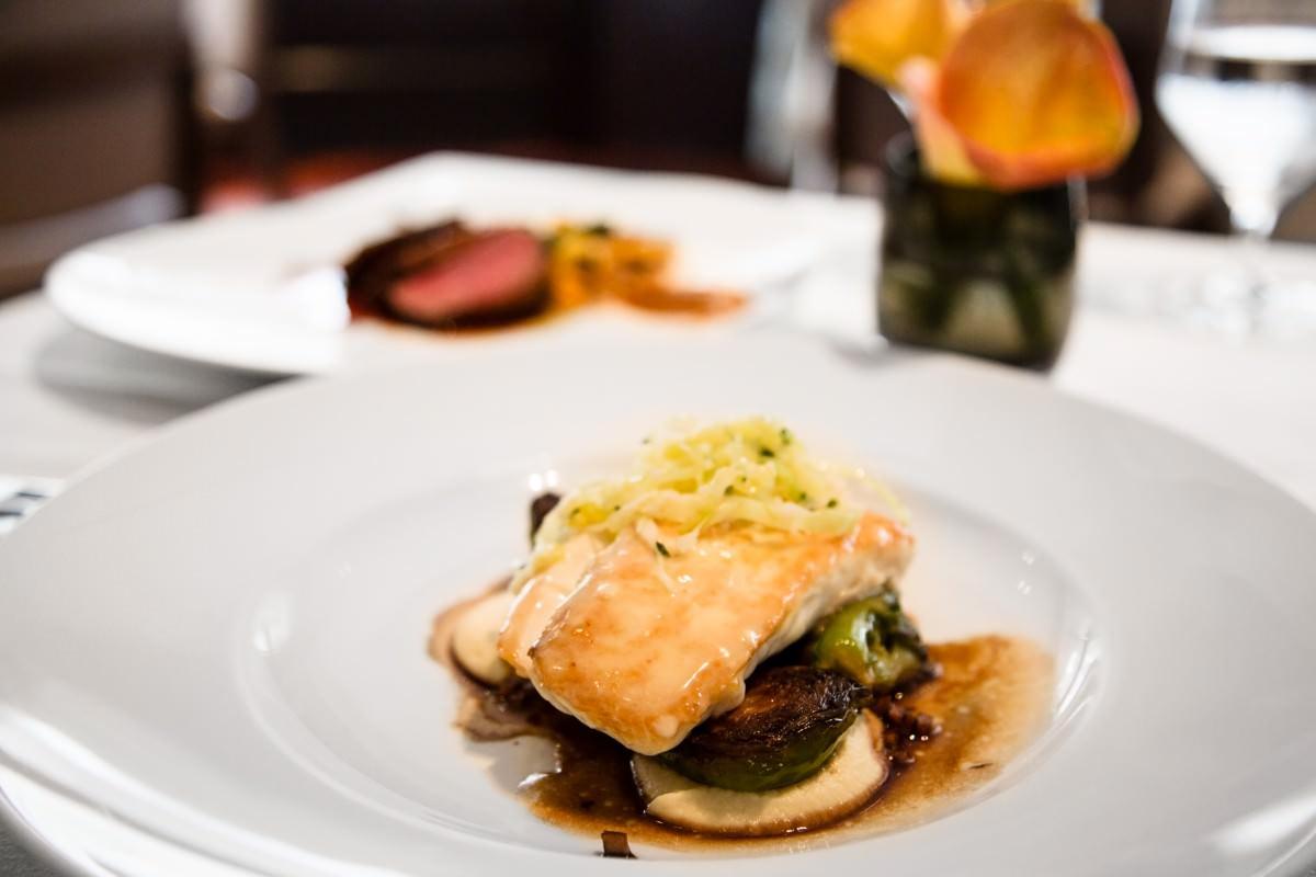 Ai Fiore Michelin Star Italian Restaurant