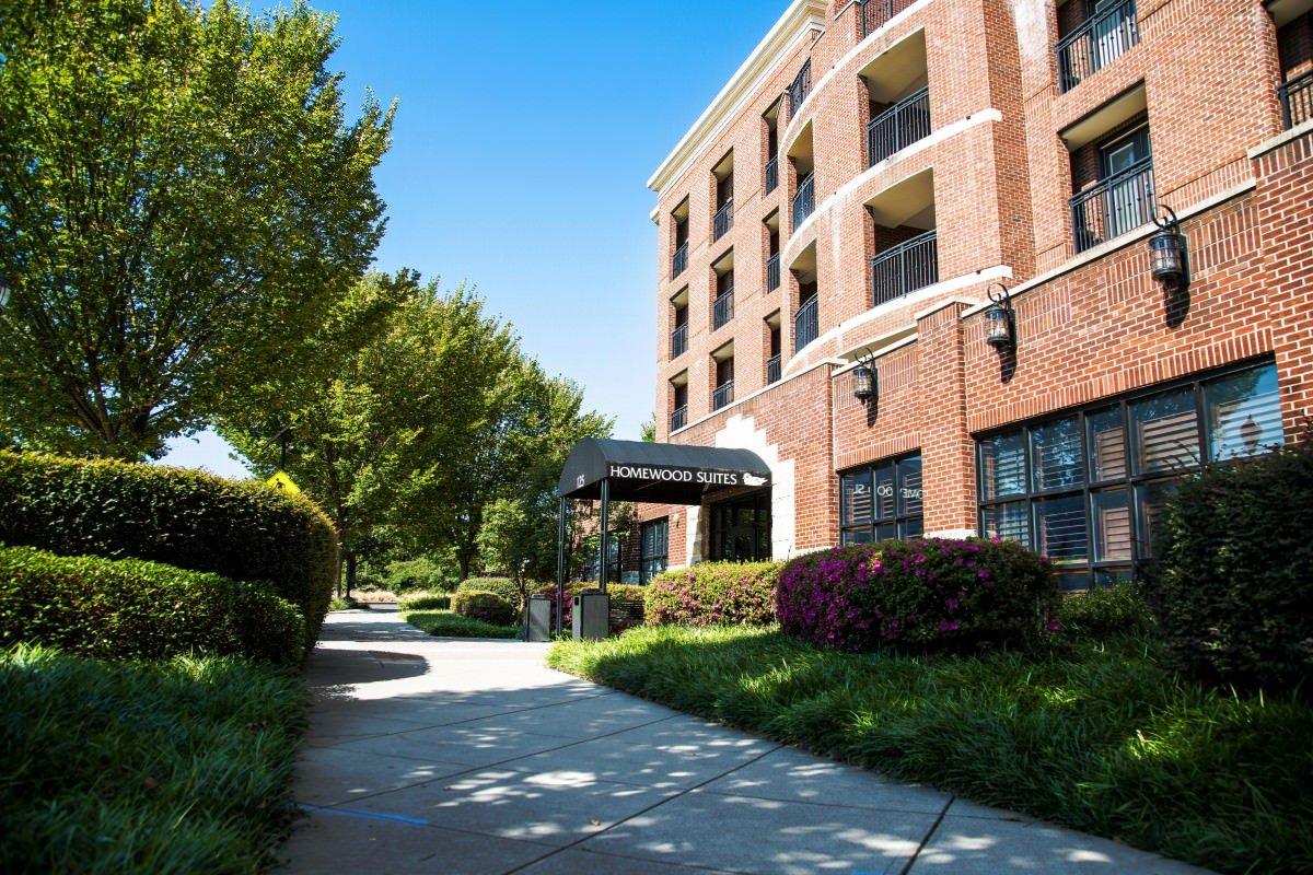 Southern Hospitality Homewood Suite Davidson North Carolina