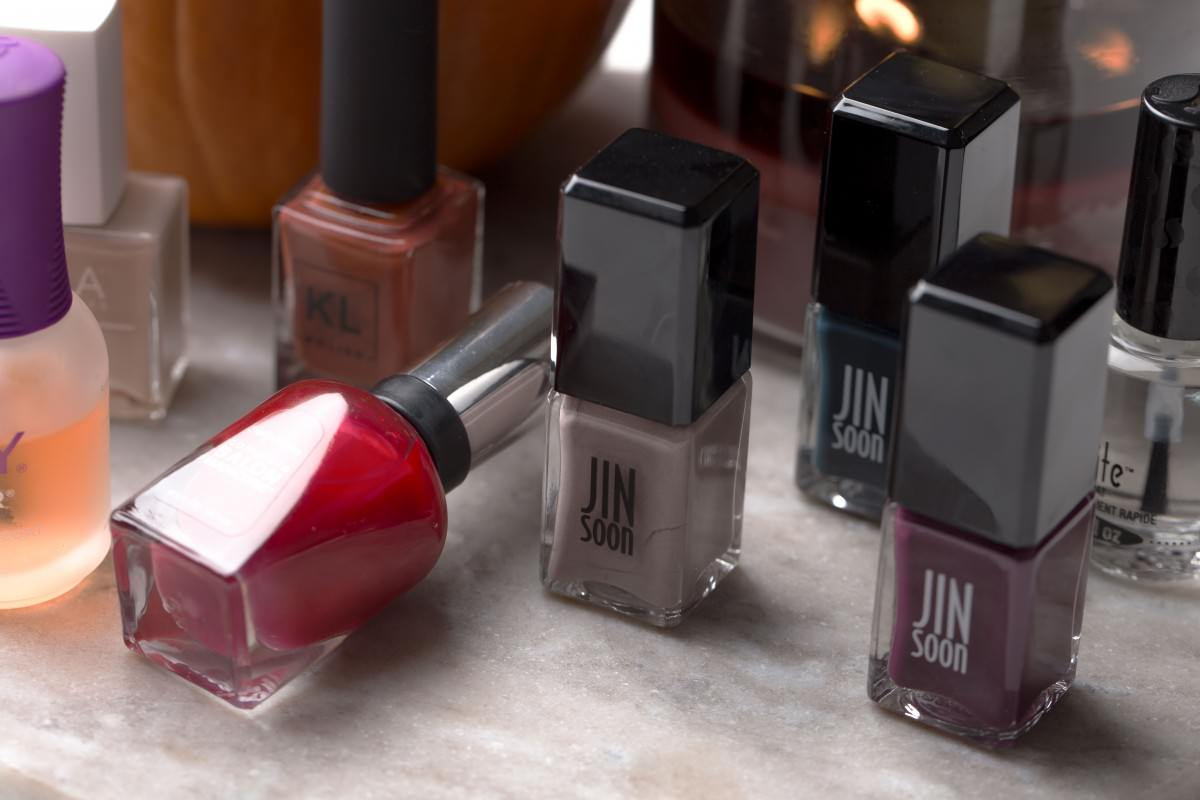 FALL INSPIRED NAILS – NCLA and DISNEY