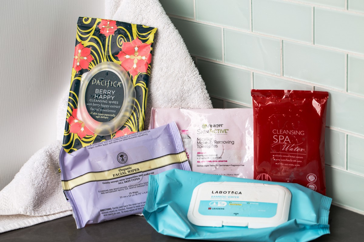 best face wipes for sensitive skin