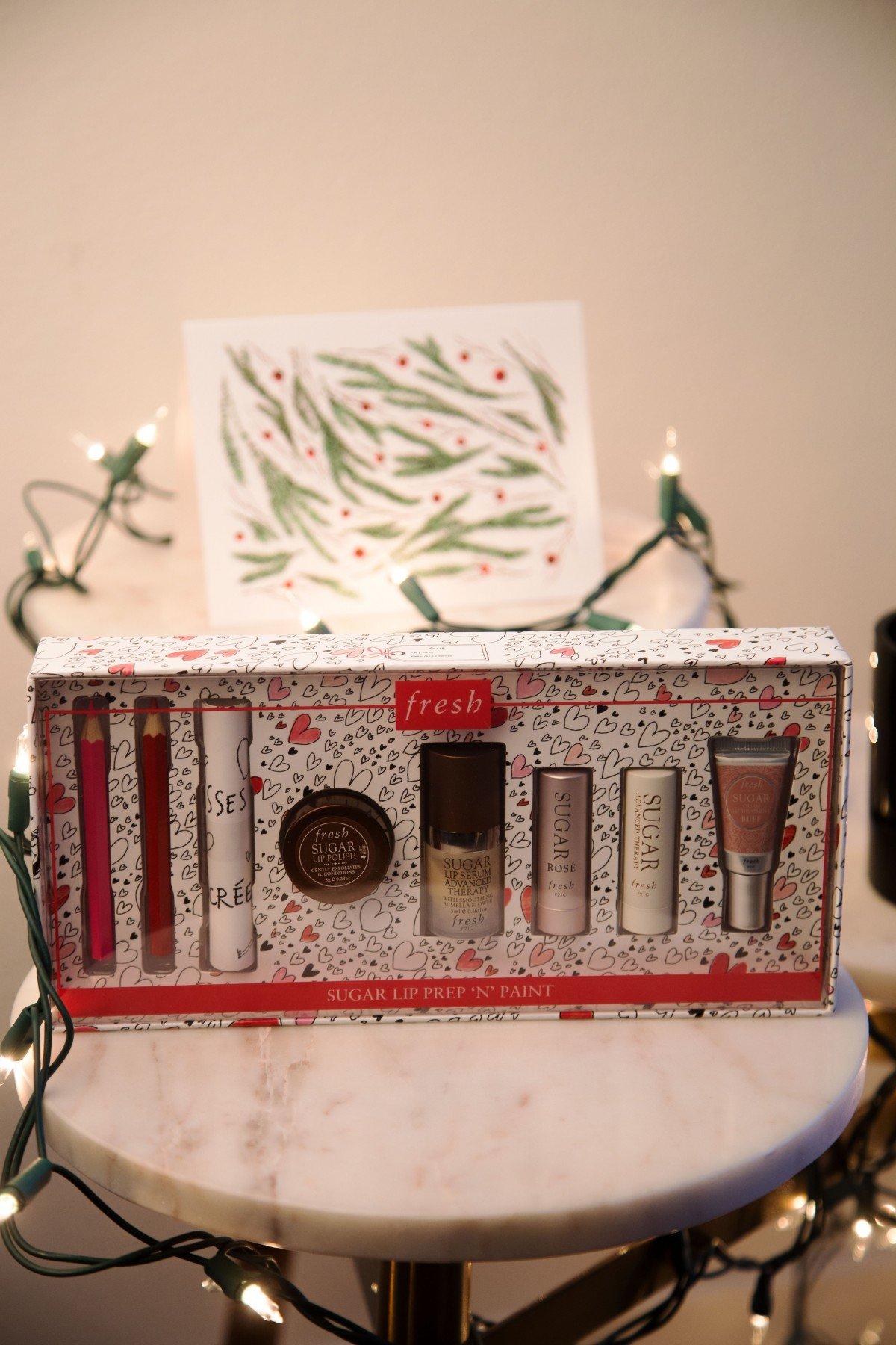 Fresh Holiday Sugar Lip Kits Giveaway