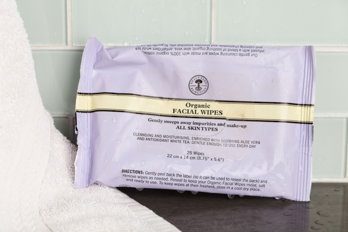 best face wipes for sensitive skin Neal's Yard Remedies