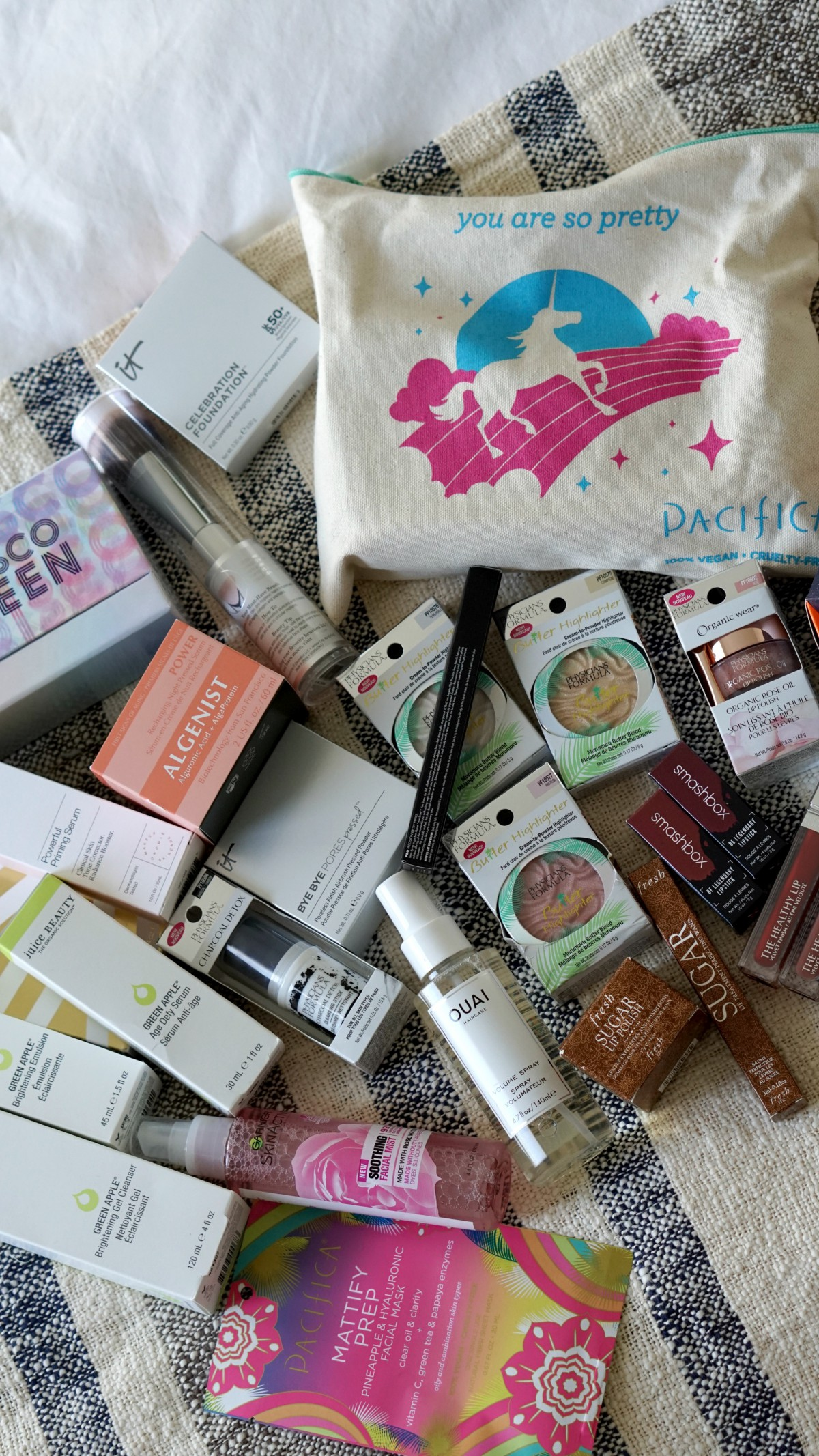 NEW BEAUTY LAUNCHES | APRIL GIVEAWAY