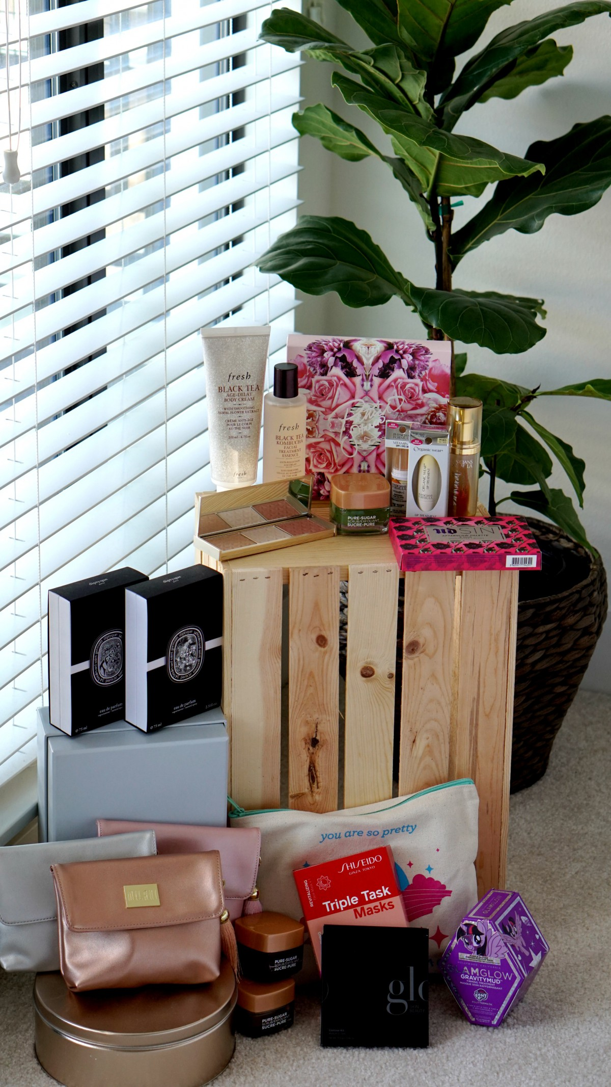 new beauty launches April Giveaway