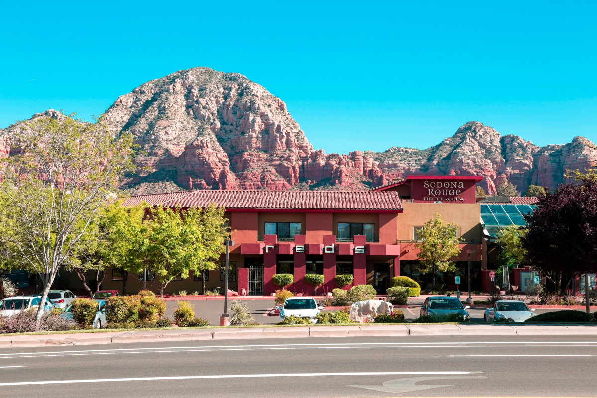 Sedona Rouge Arizona Hotel