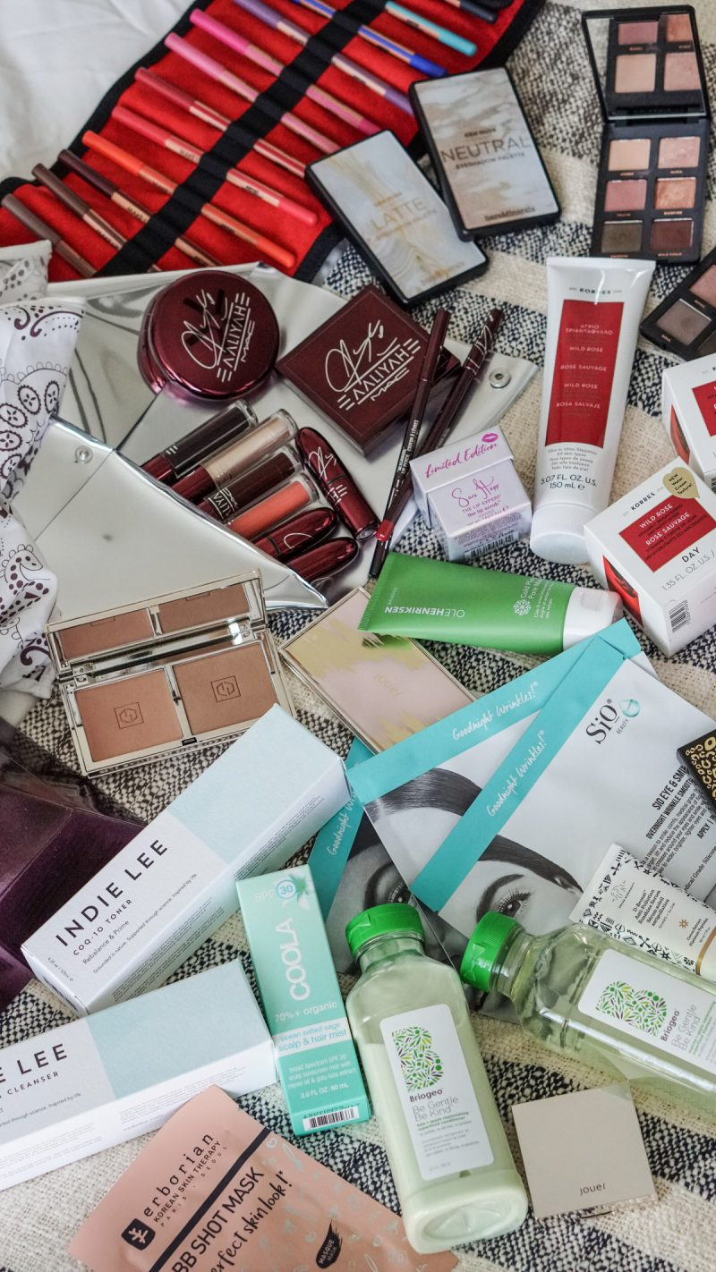 NEW IN BEAUTY JUNE 2018 + GIVEAWAY ENTRIES