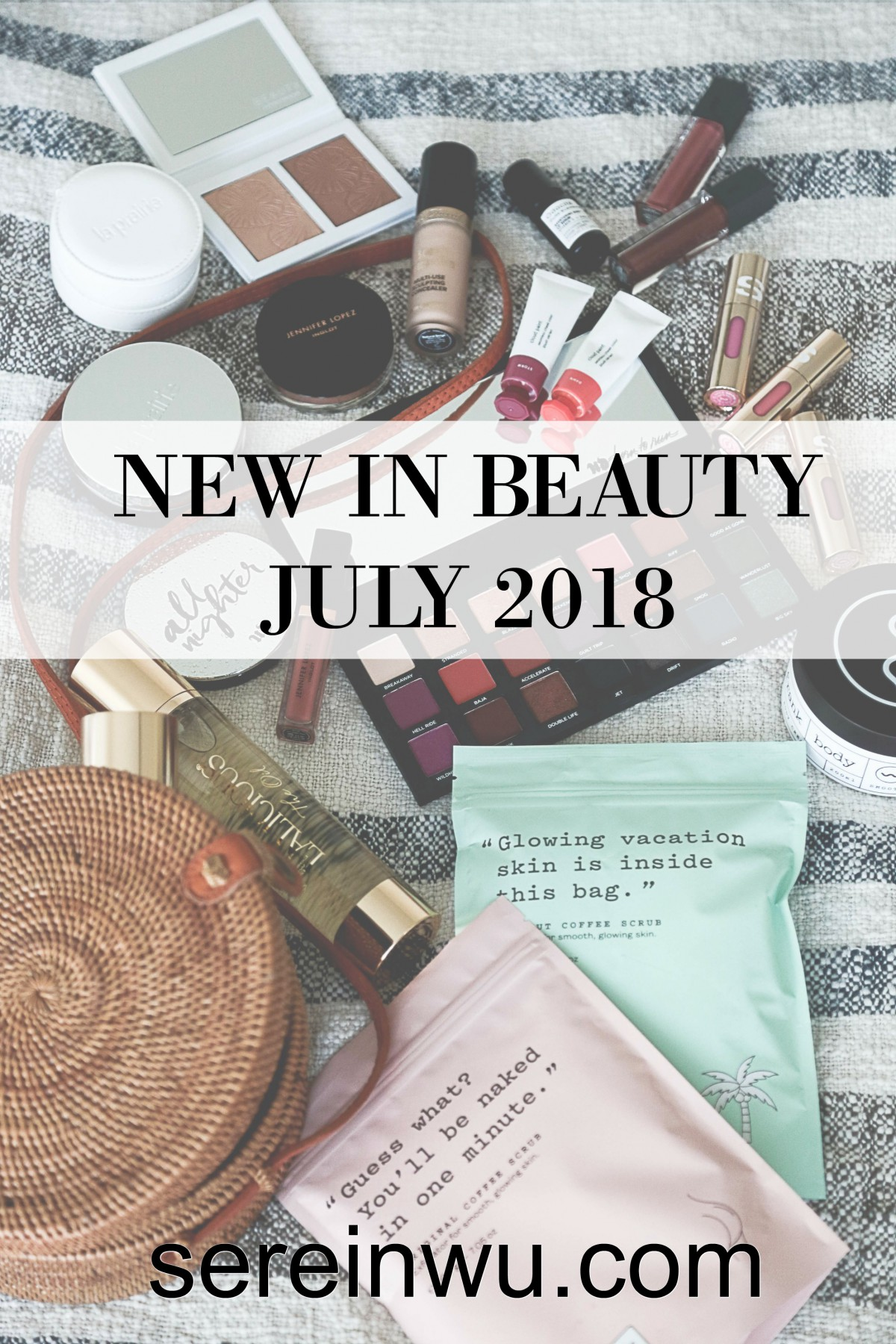 summer beauty launches July 2018