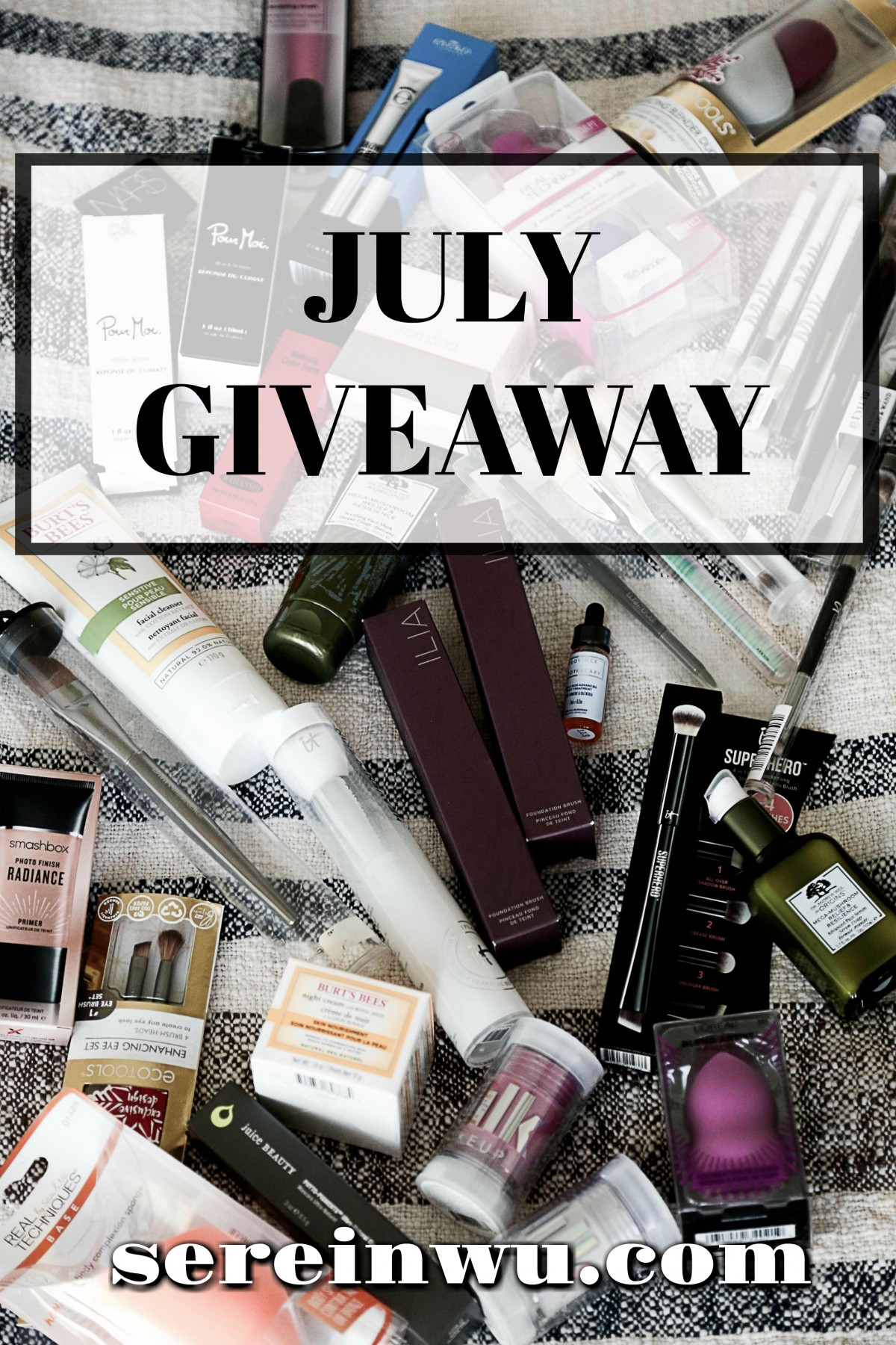 new in beauty giveaway July 2018