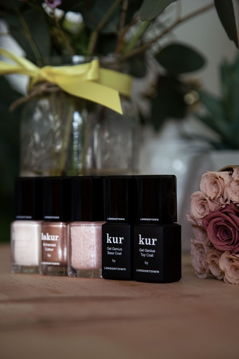 LONDONTOWN Nail Care and Color Review