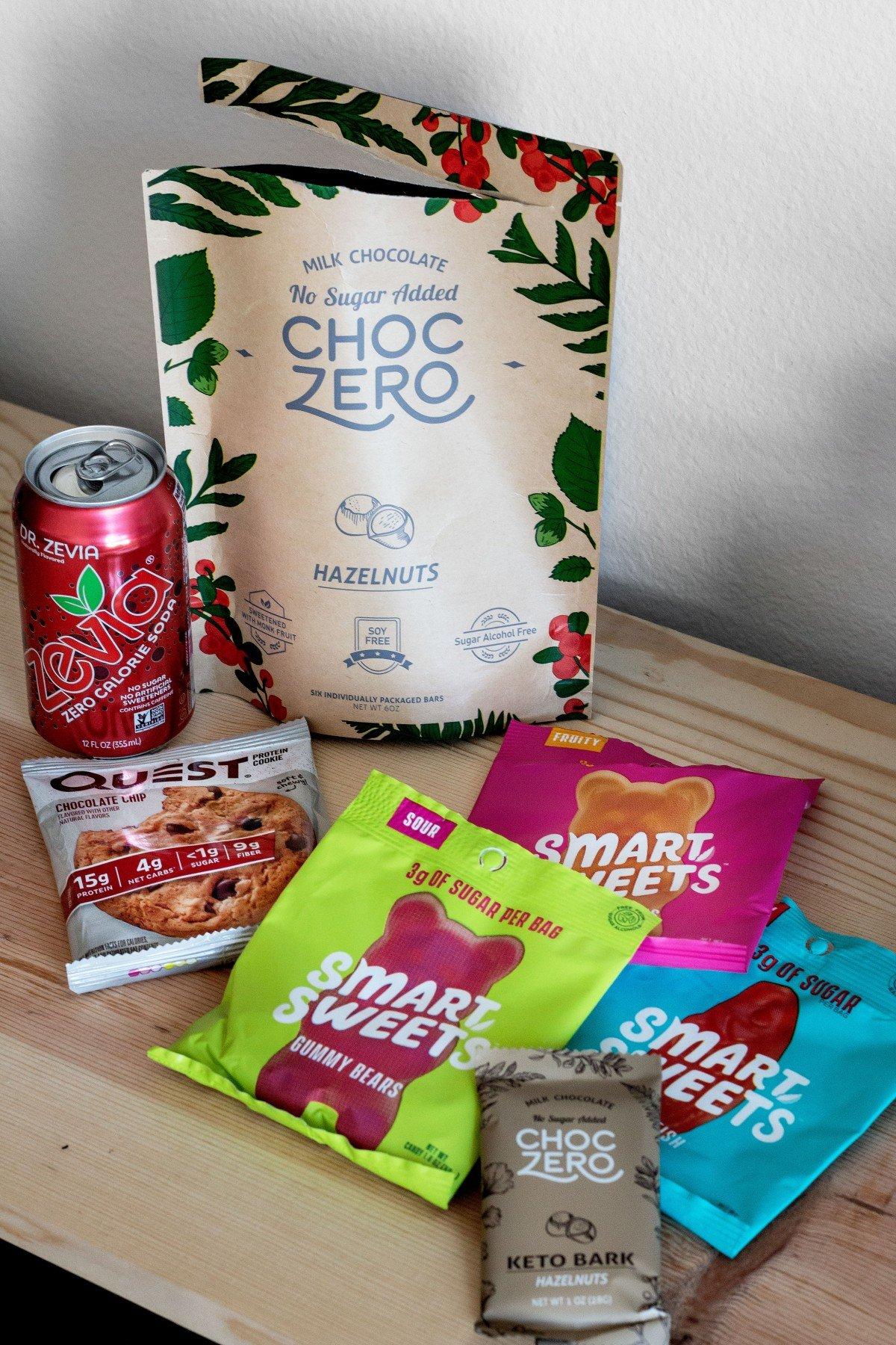 best snacks for keto