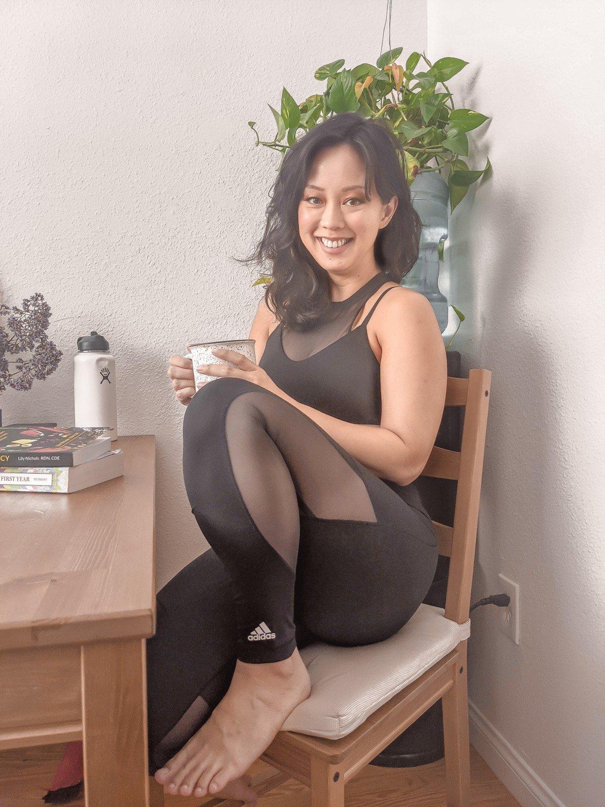 best home workouts on YouTube adidas women Serein Wu